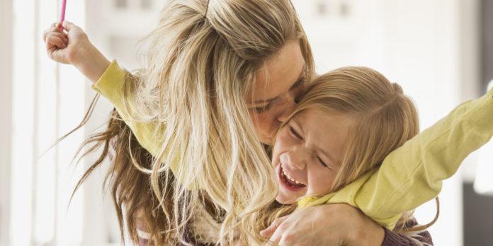 Секрет воспитания счастливой, уверенной в себе девушки