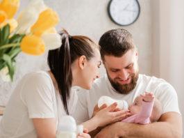 8 признаков здорового ребенка
